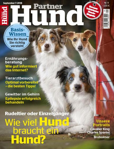 Partner Hund August 01, 2018 00:00