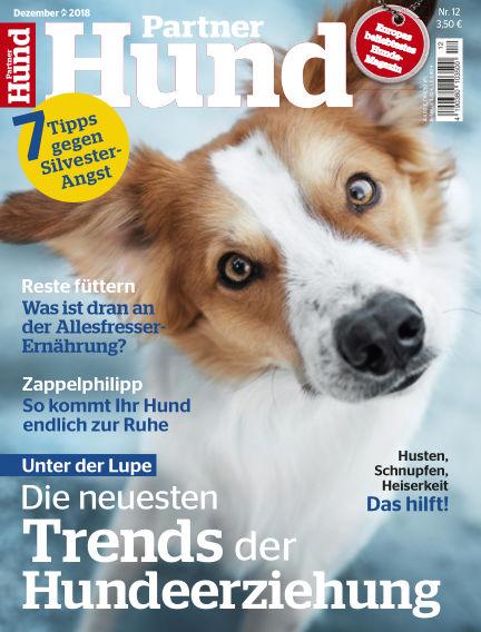 Partner Hund November 07, 2018 00:00