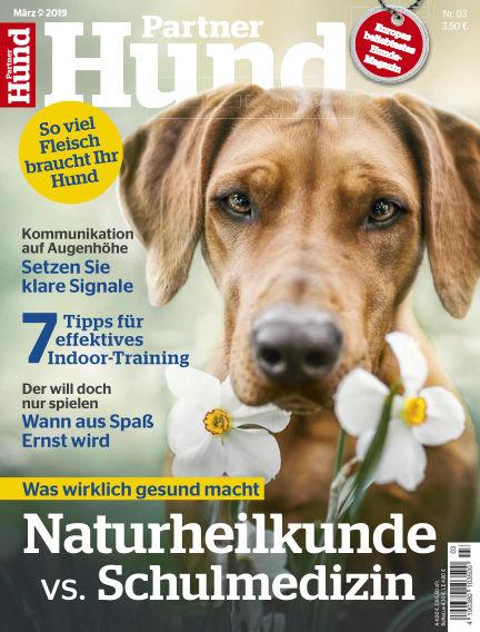 Partner Hund February 06, 2019 00:00