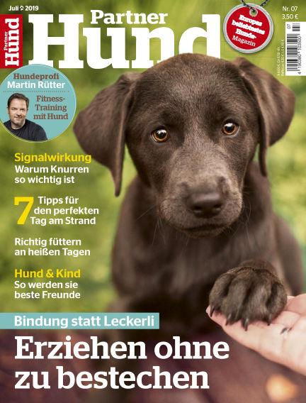 Partner Hund June 05, 2019 00:00