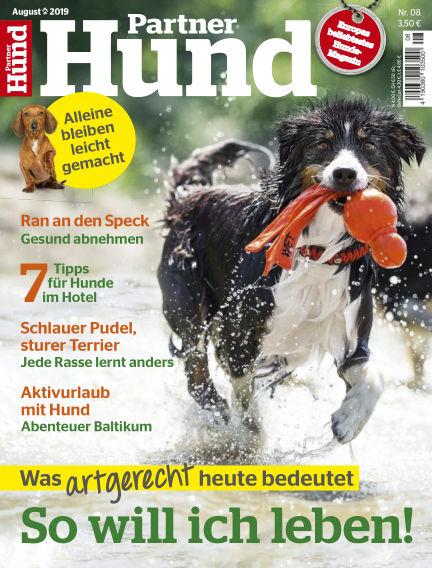 Partner Hund July 03, 2019 00:00