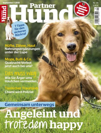 Partner Hund July 31, 2019 00:00