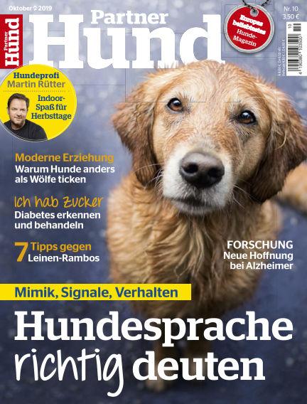 Partner Hund September 04, 2019 00:00