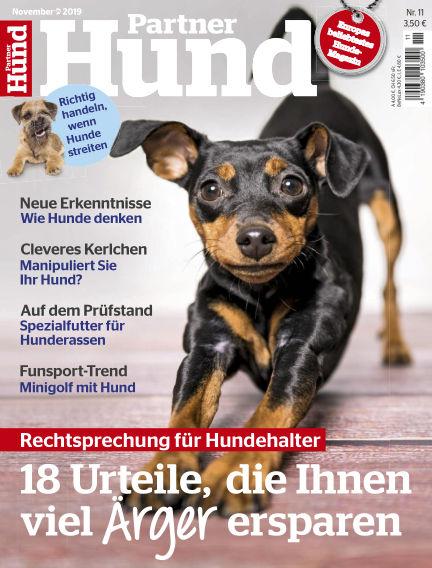 Partner Hund October 02, 2019 00:00