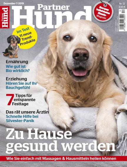 Partner Hund November 06, 2019 00:00