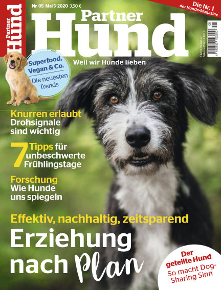 Partner Hund April 01, 2020 00:00