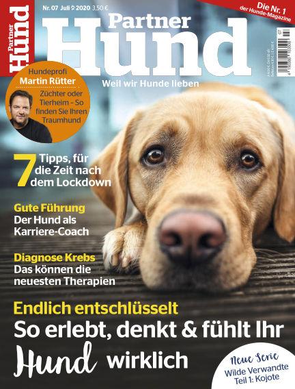 Partner Hund June 03, 2020 00:00