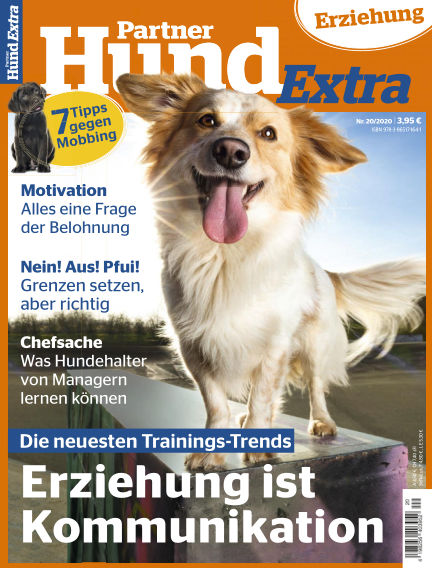 Partner Hund Extra June 03, 2020 00:00