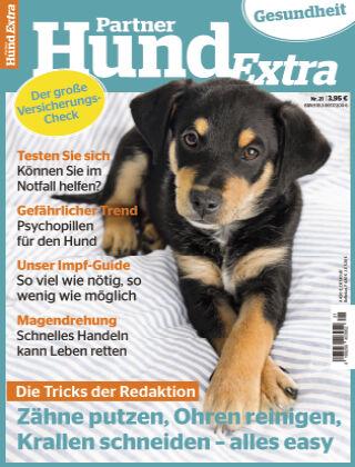 Partner Hund Extra Gesundheit