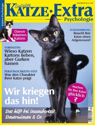 Geliebte Katze Extra Psychologie