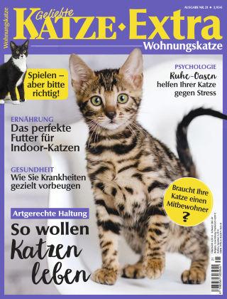 Geliebte Katze Extra Wohnungskatze