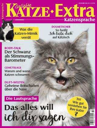 Geliebte Katze Extra Katzensprache