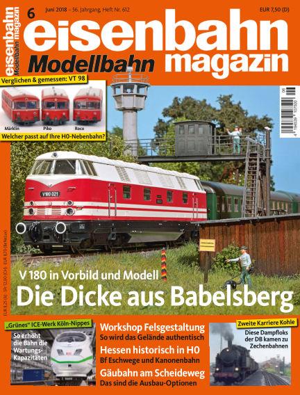 eisenbahn magazin May 09, 2018 00:00