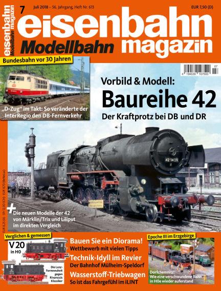 eisenbahn magazin June 14, 2018 00:00