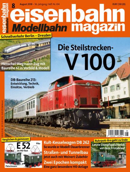 eisenbahn magazin July 12, 2018 00:00