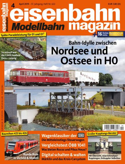 eisenbahn magazin March 14, 2019 00:00