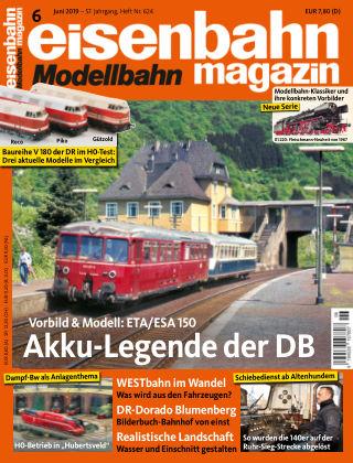 eisenbahn magazin 06_2019