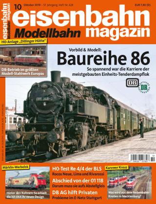 eisenbahn magazin 10_2019