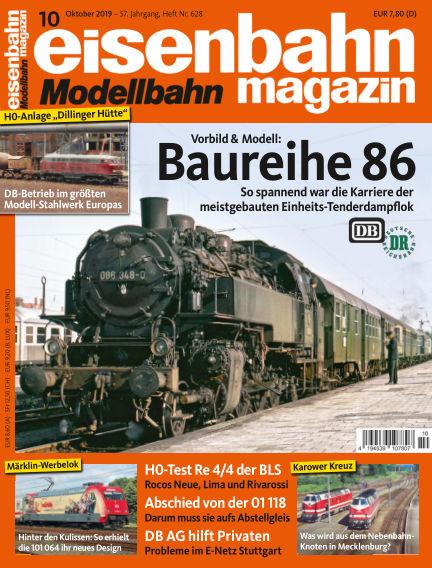 eisenbahn magazin September 12, 2019 00:00