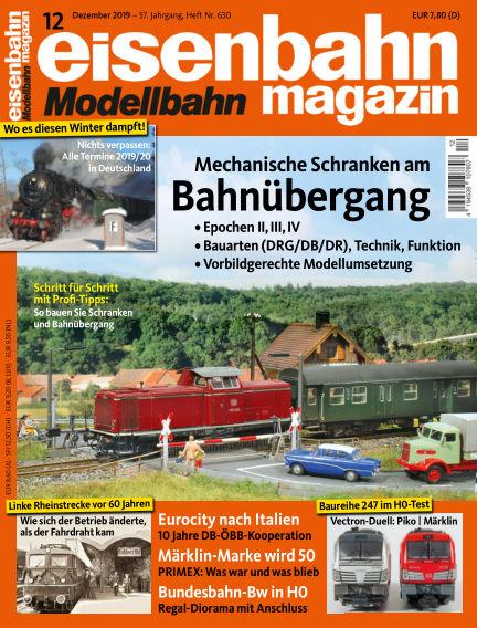 eisenbahn magazin November 14, 2019 00:00