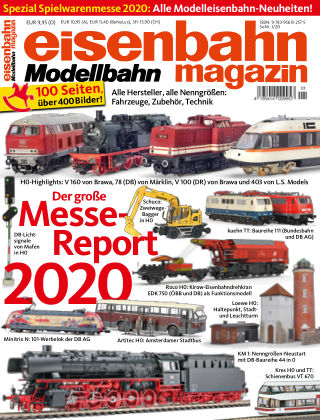 eisenbahn magazin 01_2020