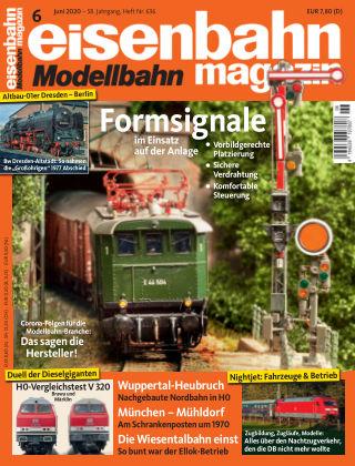 eisenbahn magazin 06_2020