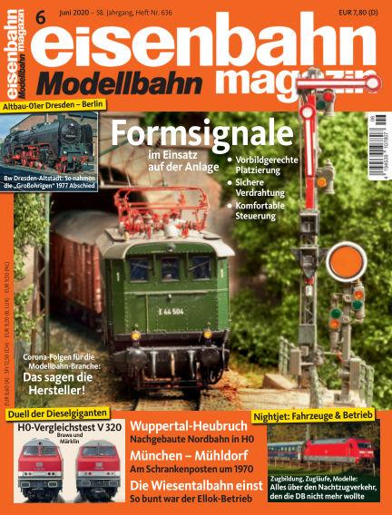 eisenbahn magazin May 14, 2020 00:00