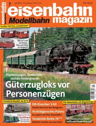 eisenbahn magazin 07_2020