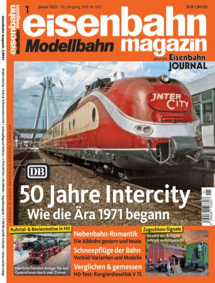 eisenbahn magazin December 10, 2020 00:00
