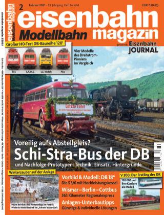 eisenbahn magazin 02_2021