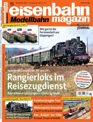 eisenbahn magazin 11_2021