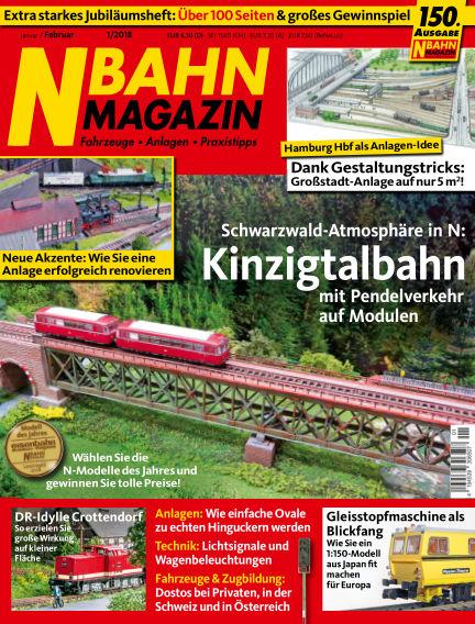 N‐Bahn Magazin February 10, 2018 00:00