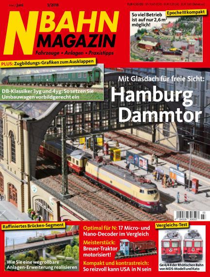N‐Bahn Magazin April 26, 2018 00:00