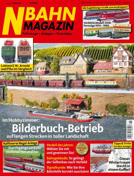 N‐Bahn Magazin December 06, 2018 00:00