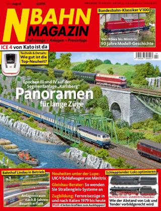 N‐Bahn Magazin 04_2019