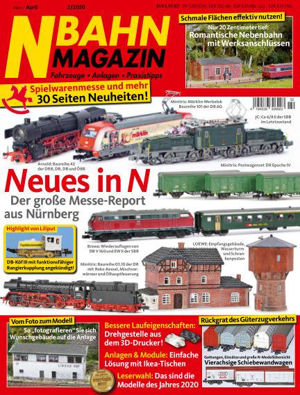 N‐Bahn Magazin February 27, 2020 00:00