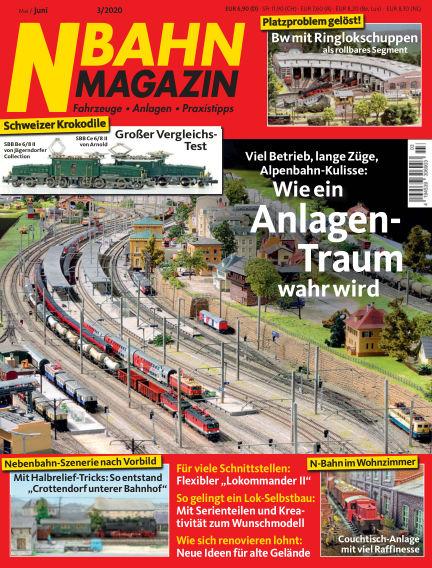 N‐Bahn Magazin April 23, 2020 00:00