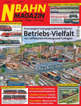 N‐Bahn Magazin 04_2020