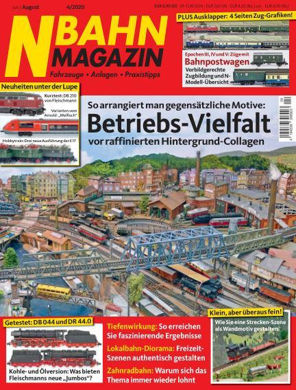 N‐Bahn Magazin June 25, 2020 00:00