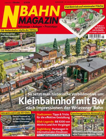 N‐Bahn Magazin August 27, 2020 00:00