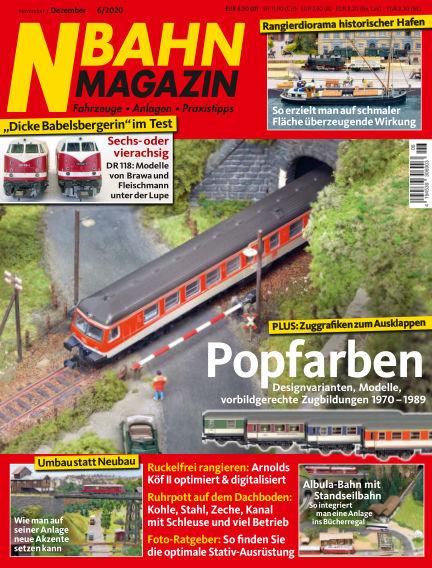 N‐Bahn Magazin October 22, 2020 00:00
