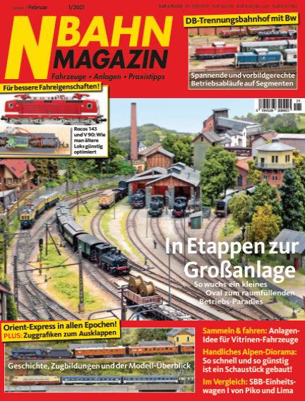 N‐Bahn Magazin December 17, 2020 00:00