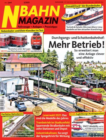 N‐Bahn Magazin April 29, 2021 00:00