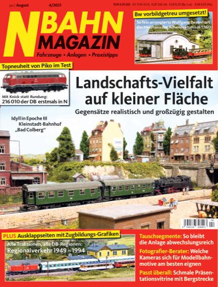 N‐Bahn Magazin June 24, 2021 00:00