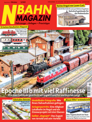 N‐Bahn Magazin 05_2021