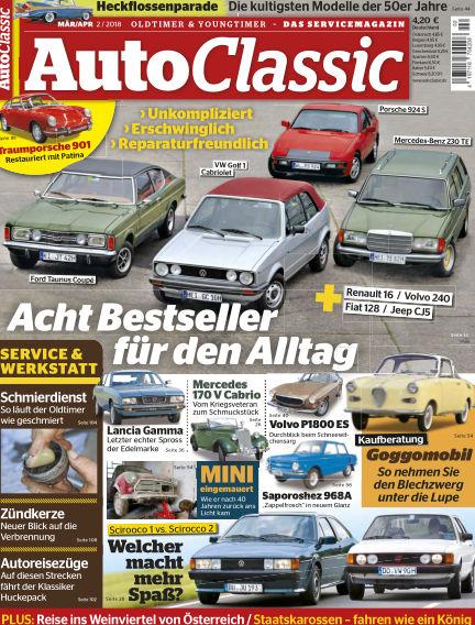 Auto Classic February 10, 2018 00:00