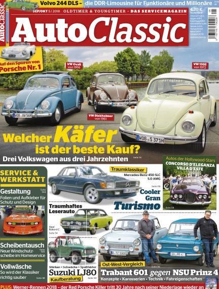 Auto Classic July 30, 2018 00:00