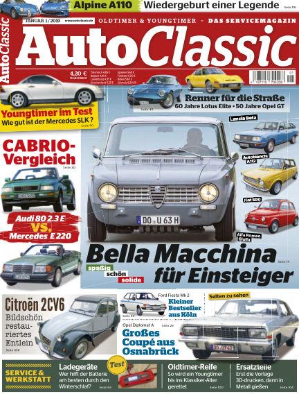 Auto Classic December 03, 2018 00:00
