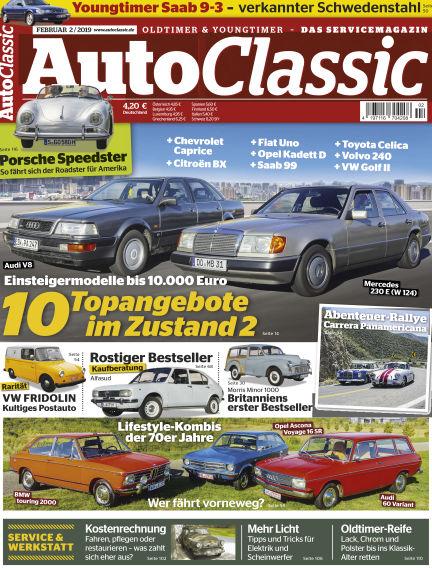 Auto Classic January 14, 2019 00:00