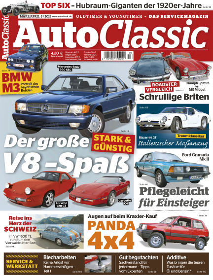 Auto Classic February 25, 2019 00:00